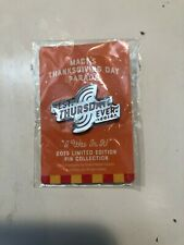 """Macy's Thanksgiving Day Parade 2019 Limited Edition Pin """" New """" Collectible"""