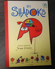 BD Les Shadoks Jacques Rouxel édition Circonflexe 1994