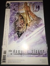 Buffy the Vampire Slayer Season 8 #30 NM Dark Horse 1st Print Adam Hughes Cover