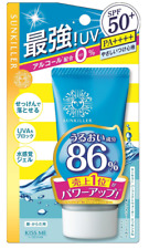ISEHAN KISS ME SUNKILLER UV Perfect Water Essence N 50g SPF50+ PA++++ Japan