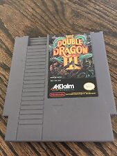 Double Dragon III: The Sacred Stones Nintendo Entertainment System NES Cart NE1