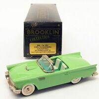 Brooklin Models 1/43 Scale BRK13A 001A - 1955 Ford Thunderbird - Seaspray Green
