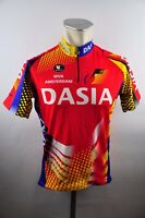 Dasia Vermarc Amsterdam Radtrikot cycling jersey Trikot maglia Gr. L 56cm DF1