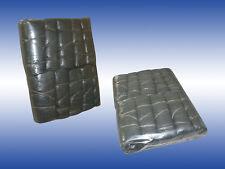 Unigloves CPE Matratzenschoner 10 Stück schwarz mit Gummizug
