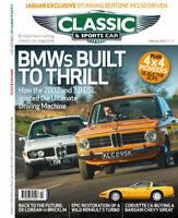 Classic & Sports Car Magazine - February 2021 - BMW 2002 3.0 CSL Corvette C4