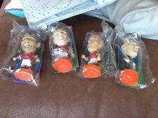 More details for set of 4 sealed corinthian  manchester united jaffa cake figures  giggs beckham