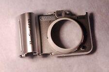 Canon Powershot A630 Front Cover Housing Repair Part New OEM CM1-3941-000