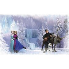 Disney Frozen Chair Rail XL Full Size Wall Paper Mural - 10.5' x 6'
