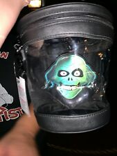 Disney Parks Loungefly The Haunted Mansion Hatbox Ghost Barrel Bag