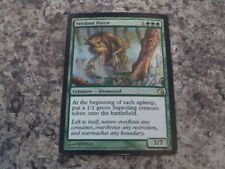 4 PreCon FOIL Verdant Force Green PDS Graveborn Mtg Magic Rare 4x x4