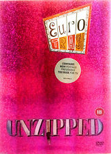 Eurotrash Unzipped Special Collectors Edition - DVD R2 PAL - NEW