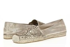 VINCE CAMUTO Womens Nude Leather Espadrilles Sz 9 M