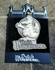 DUTCH WONDERLAND Amusement Park Duke Dragon '09 Pin Travel Souvenir Pennsylvania