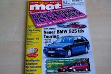 1) MOT 04/1997 - Honda Prelude 2.2i VTEC mit 18 - BMW 525tds Touring E39 mit 143