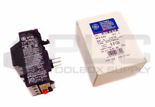 NEW GENERAL ELECTRIC RT1N OVERLOAD RELAY 8.0-12A