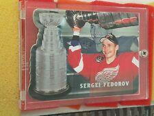 1998-99 In The Game Sergei Federov #H-17 hockey card