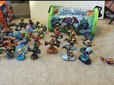 LOT 72 Pieces SKYLANDERS Swap Force FIGURES Giants trap Wii U game SET 2 Bags
