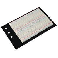 ZY-204 Breadboard Protoboard 4 Bus Test Circuit Board Solderless Tie-point 1660