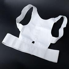 Power Magnetic Shoulder Posture Corrector Support Vest back Unisex Adjustable