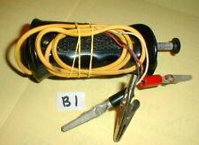 (1) Cox Mark Iii Black Slot Car Hand Controller 25 Ohm Resistor 1960 Vintage B1