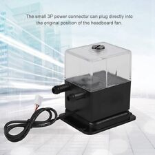 SC-300T DC12V Ultra-Quiet Water Pump Tank Set Kit For PC Liquid Cooling System B