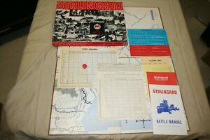 Avalon Hill Stalingrad, Unsealed, Unpunched, Passable Condition