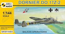 """Mark I Models 1/144 DORNIER Do-17Z-2 """"Balkan opérations's # 14464"""