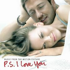 P.S. I love you-P.S. ich liebe dich (2007) Pogues, James Blunt, Stills.. [CD]