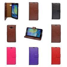 Funda para samsung Galaxy A3 Dos en Uno Cartera en Varios Colores Funda