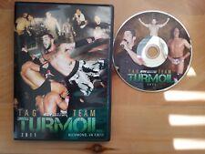 Tag Team Turmoil ROH DVD Ring of Honor Roderick Strong Sami Zayn Colt Cabana NXT