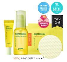 Goodal Jeju Green Tangerine Vita C Serum 30ml Serum 10ml Toner Pad Edition Set