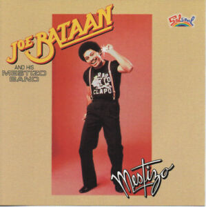 Joe Bataan ‎– Mestizo.  New cd  Canada Import