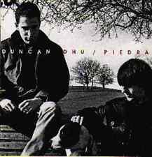 "MUSIC OF SPAIN - DUNCAN DHU ""Piedras"" (1994 Studio Album) - New Sealed CD"