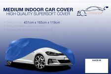 Medium blue Indoor Car Cover Protector Fits Nissan Largo 1993-1999