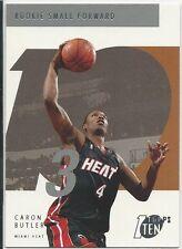 Caron Butler 2002-03 Topps Ten Rookie Card # 133 Miami Heat Uconn Huskies