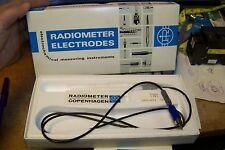 radiometer copenhagen electrodes t901 945-413 18-5
