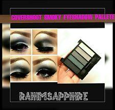Cover Shoot Covershoot Smokey Eyes Eyeshadow Eye Shadow Palette Grey Black White