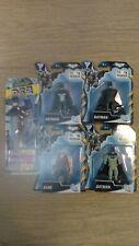 Batman Dark Knight Rises Action Figures by Mattel and PEZ dispenser