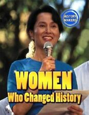Women Who Changed History (History Makers), Sutherland, Adam, New Book