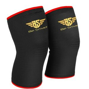 Elastic Knee Sleeve Support Brace for Joint Pain Injury Sprain Knee Cap Compress