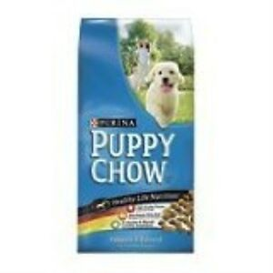 Purina Puppy Chow Complete Nutrition Formula Dry Dog Food 4.4 lbs