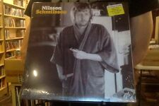 Harry Nilsson Nilsson Schmilsson LP sealed vinyl reissue