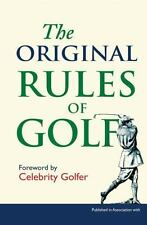 The Original Rules of Golf (Postcards from...)