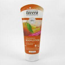 (2,68/100ml) Lavera Vitalisierende Bodylotion Bio Orange Bio Sanddorn 200 ml