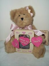 Hallmark Gold Crown Boyds Bear G.I. Loveya #9711Hm - Perfect for Mother's Day!