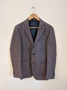 Turnbull & Asser Men's Linen/Cotton Jacket Size 38