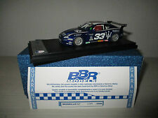 MASERATI TROFEO LIGHT DAYTONA 2004 BBR MODELS SCALA 1:43