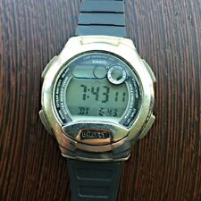 Casio 2925 W-752 Dual Time Vintage LCD Watch Digital Watch Working