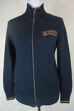Lange Herren-Pullover & -Strickware aus Wolle mit Reißverschluss