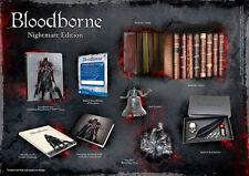 BLOODBORNE Nightmare Collectors Edition PS4 - VERY GOOD CONDITON - VERY RARE!